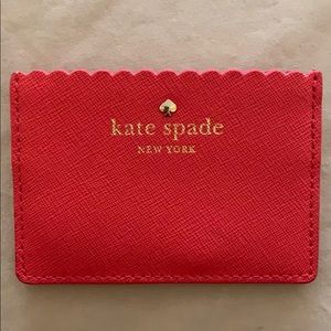 Gently Used Kate Spade Card Holder!